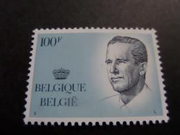 S.M.le Roi Baudouin (2137P5b) - 1981-1990 Velghe
