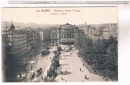 Espagne   BILBAO ARENAL Y TEATRO ARRIAGA - Vizcaya (Bilbao)