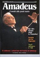 AMADEUS Italiano N.8 Con CD - Música