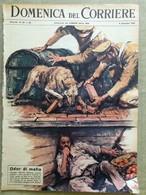 La Domenica Del Corriere 8 Settembre 1963 Adige Mancuso Hazleton Dischi Volanti - Libri, Riviste, Fumetti