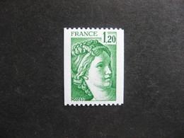 TB N° 2103b, Sans Phosphore, Neuf XX. - Errors & Oddities