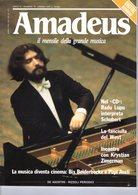 AMADEUS Italiano N.16 Con CD - Música