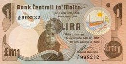 Malta 1 Lira, P-34b (1979) - UNC - Malta