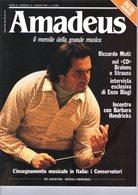 AMADEUS Italiano N.19 Con CD - Música
