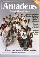 AMADEUS Italiano N.20 Con CD - Música