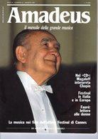 AMADEUS Italiano N.21 Con CD - Música