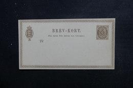 DANEMARK - Entier Postal Non Circulé - L 49203 - Interi Postali