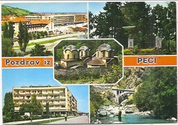 Pec-traveled FNRJ - Serbia