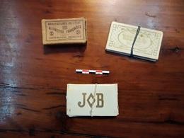 Papier à Cigarettes JoB, Boîte D'allumettes Etat Français Et Petit Calendrier Riz - Altri