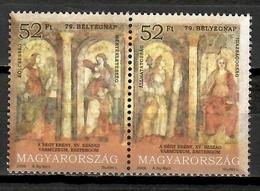 Hungary 2006 Hungría / Cathedral Murals Art MNH Frescos Catedral / Kc07  38-15 - Religión