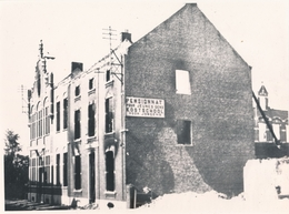 KAPELLE-OP-DEN-BOS  - Vernieling Instituut Everaert Tijdens WO1 - Kapelle-op-den-Bos