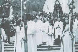 Cervinara (AV)  Abbazia San Gennaro - I Riti Sacri (Cartolina Ricordo) - Avellino