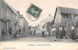 CRESPIERES - Rue Du Pôt Au Logi - Autres Communes