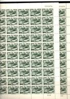 Cuba Poste Aérienne YT N° 193/194 Quatre Feuilles Entières Neufs ** MNH. TB. A Saisir! - Posta Aerea