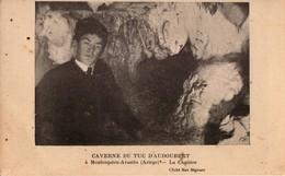 MONTESQUIEU AVANTES  BEGOUEN PREHISTOIRE TUC AUDOUBERT  2 CARTES - Saint Girons