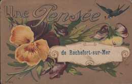 Une Pensée De Rochefort Sur Mer - Rochefort