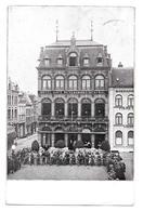 Venlo Markt Hotel Café Restaurant Central Van Loyengoed Vossen 1929 Cyclistes - Venlo