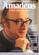 AMADEUS Italiano N.36 Con CD - Música