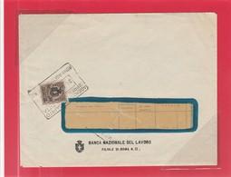 LuogoT. 021 - LUOGOTENENZA 1945 - Recapito Autorizzato, Viaggiato A Roma Il 24.10.45 - - 5. 1944-46 Lieutenance & Umberto II