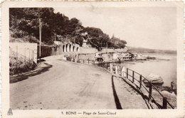 - BONE - Plage De Saint-Cloud - - Autres Villes