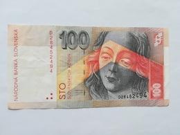 SLOVACCHIA 100 KORUN 1993 - Slovaquie
