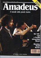 AMADEUS Italiano N.41 Con CD - Música