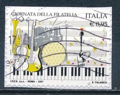 °°° ITALIA 2017 - GIORNATA DELLA FILATELIA °°° - 6. 1946-.. República