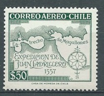 Chili  Aérien  Yvert N° 185  ** -   Ah32406 - Chile