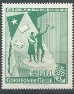Chili   Yvert N° 283 ** -   Ah32407 - Chile