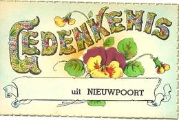 Nieuwpoort Nieport  Gedenkenis Uit Nieuwpoort (12) - Nieuwpoort