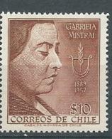 Chili   Yvert N° 267 ** -   Ah32410 - Chile