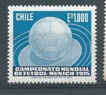 Chili   Yvert N° 416 ** -   Ah32411 - Chile