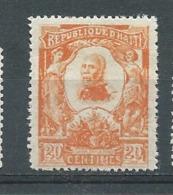 Haiti    Yvert N°88 * Ah32424 - Haiti