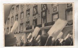 +2118, FOTO-AK, Nürnberg, Reichsparteitag - Guerre 1939-45