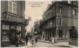 14 VILLERS-sur-MER - Rue Du Casino - Neptune Colonial - Villers Sur Mer