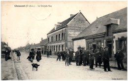 28 CHASSANT - La Grande Rue - France