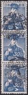 Japon, 1948-49, 30y, Facteur (Yvert 400) - 1926-89 Emperor Hirohito (Showa Era)