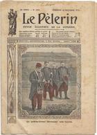 Le Pèlerin Revue Illustrée De La Semaine N°1965 22 Novembre 1914 Un Pretre Soldat Benissant Une Tombe - Livres, BD, Revues