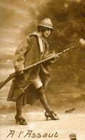Guerre 14 18 : A L'assaut - Guerre 1914-18