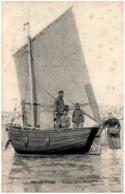 62 BERCK-PLAGE - Retour De La Pêche - Berck