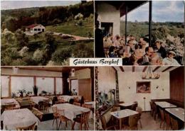 Steinbach - Gästehaus Berghof - Aschaffenburg
