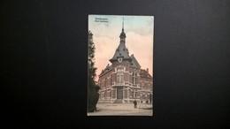 Grimberghen - Grimbergen Hôtel Communal  Carte Colorisée - Grimbergen