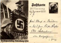 Reichsparteitag Nürnberg 1934 - Weltkrieg 1939-45