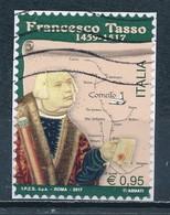°°° ITALIA 2017 - FRANCESCO TASSO °°° - 6. 1946-.. República