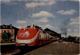 Trans Europ Express - Trains