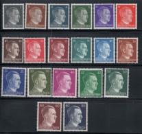 Deutsches Reich 1941 Mi. 781-798 Postfrisch 100% Persönlichkeit - Deutschland