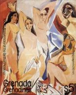 Ref. 256207 * MNH * - GRENADA GRENADINES. 1981. CENTENARY OF THE BIRTH OF PABLO PICASSO . CENTENARIO DEL NACIMIENTO DE P - Unclassified