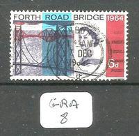 GRA YT 396 En Obl Bande De Phosphore - Used Stamps