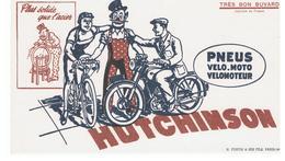 Buvard HUTCHINSON Pneus Vélo-Moto Vélomoteur - Moto & Vélo