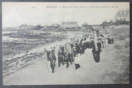 CPA 29 ROSCOFF - Pardon De Sainte Barbe, La Procession Rentrant à Roscoff - ND 427 - Réf. E 190 - Roscoff